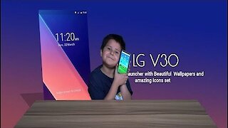 LG v30+ ThinQ Unboxing & Review