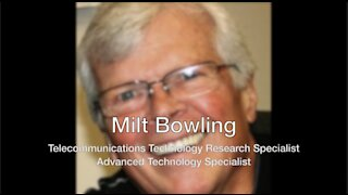 Milt Bowling - The Debilitating Effects Electromagnetic Radio Frequencies (EMR) On Our Health.