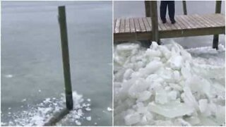 Is skubber dok i North Carolina