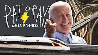 Biden's High-Speed Rail to Infrastructure | 4/8/21