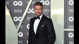 David Beckham launching his own range of honey