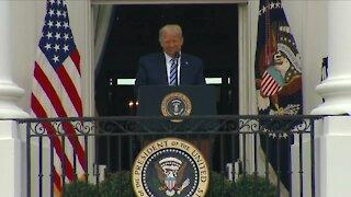 Sen. Brown renews calls for Trump's removal via 25th Amendment, impeachment