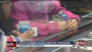 2020 Summer Food Service Program looking for sponsors