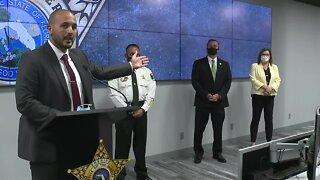 Lee County Sheriffs Office announce Operation Club Blu