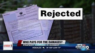 Phoenix woman compensated for fence police damaged