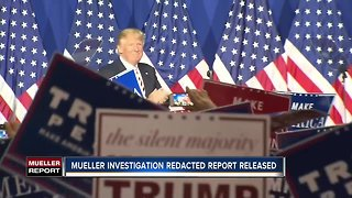 Local reaction in Milwaukee to Mueller Report