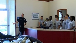 Teens build relationship with Boynton Beach police during camp