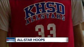 2019 KHSD All-Star basketball games