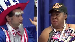 Democrat Veteran Argues America Is NOT Superior | Change My Mind Clips