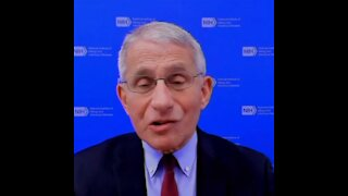 """Fauci Admits Travel Restrictions Based on """"Judgement Calls,"""" Not Science"""