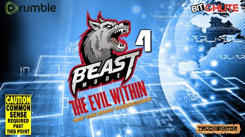 BEAST MODE THE EVIL WITHIN 4