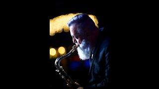 Baritone Saxophone - Bari Sax Crystal Silence Greg Vail Jazz