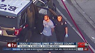 A night of terror in southern California