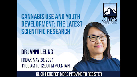 What Parents Need to Know about Adolescent Marijuana Cannabis Use and Youth Development