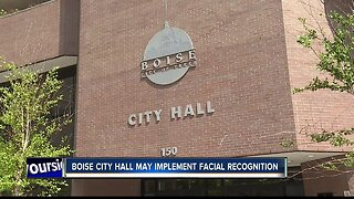 Boise to use facial recognition tech at city hall