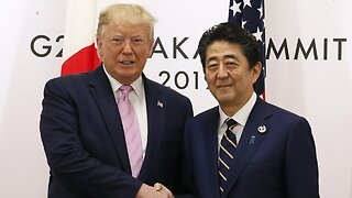 U.S. Reaches An Initial Trade Deal With Japan