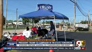President Trump to visit Tri-State