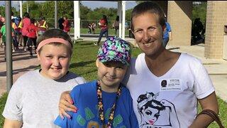 Palm Beach County student battling cancer surprises classmates with visit