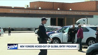 New Yorkers kicked-out of global entry program
