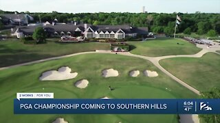 PGA Championship coming to Southern Hills