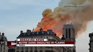 Father Benoit Jayr reminisces about Notre Dame Cathedral
