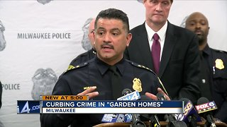 Police police focus on curbing crime in specific neighborhoods