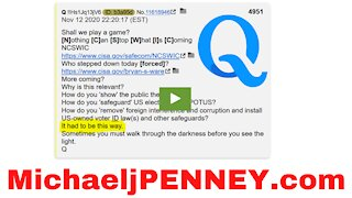 Q Walk Through, Future Proves Past, It Had To Be This Way