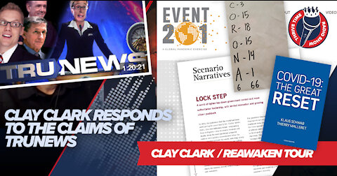TruNews | Clay Clark Responds to the Statements of Rick at TruNews