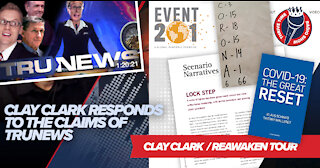 TruNews   Clay Clark Responds to the Statements of Rick at TruNews