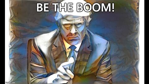 Scavino - Be the Boom! - The Heart, Fight, and Spirit of America