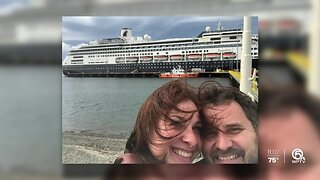 Florida couple stuck on cruise ship bound for Fort Lauderdale with dozens of sick passengers