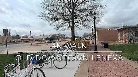 4K Walk - Old Downtown Lenexa, Kansas