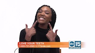 Love Your Teeth: NEW way to whiten your smile in 10 minutes