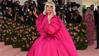 Did Lady Gaga Tease Haus Beauty At 2019 Met Gala?