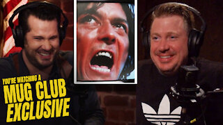 MUGCLUB EXCLUSIVE: Guessing Bad Movie Lines & Taking Your Questions!   Louder with Crowder