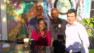 ONLY ON 5: Woman meets men who saved her life