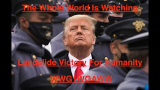 The Whole World Is Watching The Fight For America With: Martin Schierl