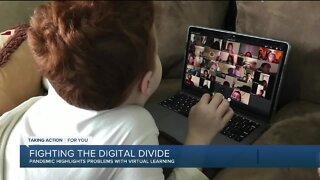 Digital Divide: How parents, teachers are preparing to navigate online classrooms