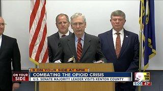White House drug czar visits Kenton County jail