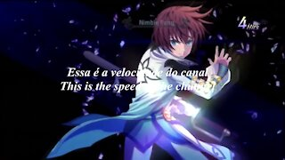 Essa é a velocidade do canal - This is the speed of channel [Frases e Poemas - Quotes and Poems]