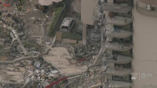 4 dead, more than 150 still missing after Surfside building collapse