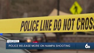 Nampa Police Shooting Investigation