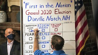 Small New Hampshire Communities Continue Election Day Tradition