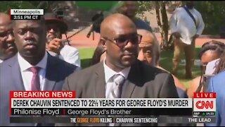 George Floyd's Brother: All Lives Matter, Not Just Black Lives