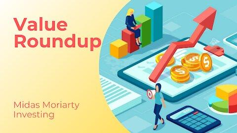 Value Roundup: $TSN / $GOLD / $DIS