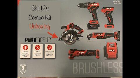 Skil 12V Combo Kit