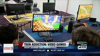 TEEN ADDICTIONS: Video games, what experts say could be driving addiction in teens