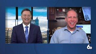 Scott Dorval's Idaho News 6 Forecast - Monday 2/1/21
