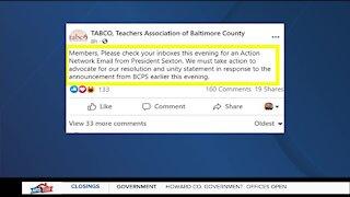 Baltimore Public Schools reopen