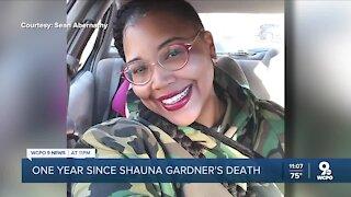 One year since Shauna Gardner's death